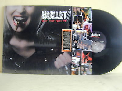 Lp-Bullet-Bite The Bullet-Svezia 2008-G/f-Mint/mint