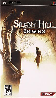 NEW Factory Sealed SILENT HILL ORIGINS  for Sony PSP Console