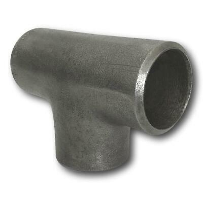 "Manifold Bend Steam Pipe  Mild Steel  1 1/2"" Tee  Sch40"
