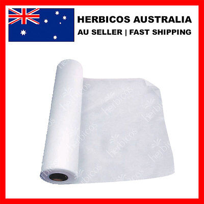 8rolls x 50pcs NON WATERPROOF Waxing Bed Roll Sheet Massage Table Cover 60X180cm