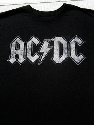 ACDC live nation SMALL T-SHIRT