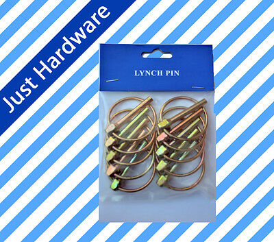 Lynch Pin 4.5Mm 5Mm 6Mm 8Mm 10Mm New