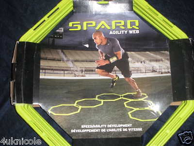 NIKE SPARQ TRAINING SPEED AGILITY WEB DEVELOPMENT TRAINING LADDER
