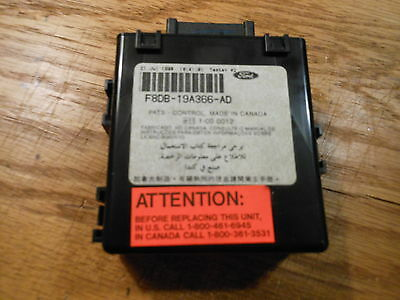 NEW FORD OEM ANTI-THEFT  CONTROL MODULE FOR TAURUS, MUSTANG, SABLE, or WINDSTAR
