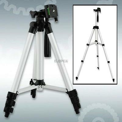 TRIPOD FOR ALL FUJIFILM OLYMPUS NIKON CAMERA STAND / NEW WITH CASE