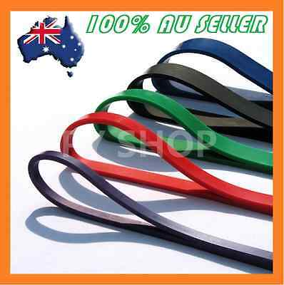 Super Heavy Duty Resistance Loop Band Power Home Gym Workout Fitness Exercise
