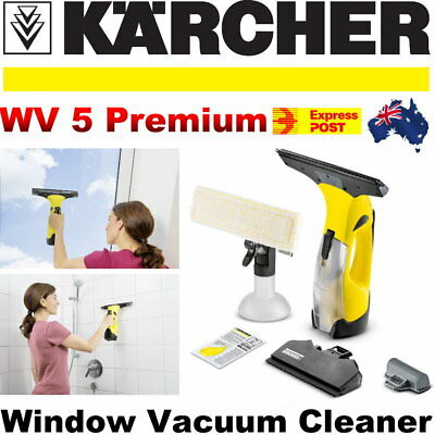 Karcher WV 5 Plus Rechargable Window VAC Cleaner Window Cleaning - Express Post