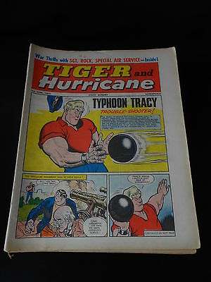 Tiger and Hurricane Comic 5th June 1965