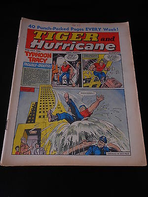 Tiger and Hurricane Comic 31st July 1965