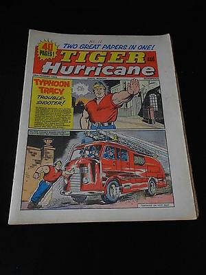 Tiger and Hurricane Comic 28th August 1965