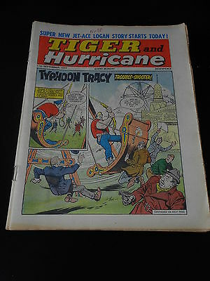 Tiger and Hurricane Comic 11th September 1965