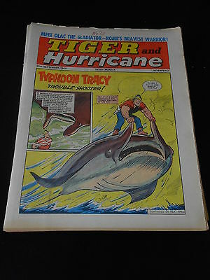 Tiger and Hurricane Comic 25th September 1965