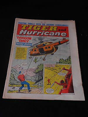 Tiger and Hurricane Comic 4th December 1965