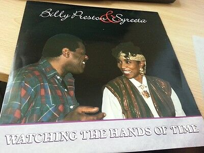 Billy Preston & Syreeta - Watching The Hands Of Time