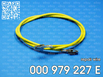 Audi VW Skoda Seat repair wire 000979227E