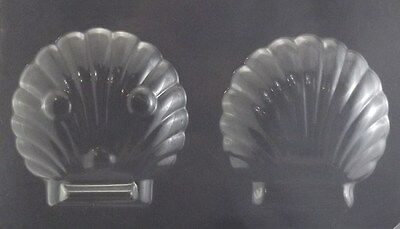 Clam Shell Chocolate Candy Mold