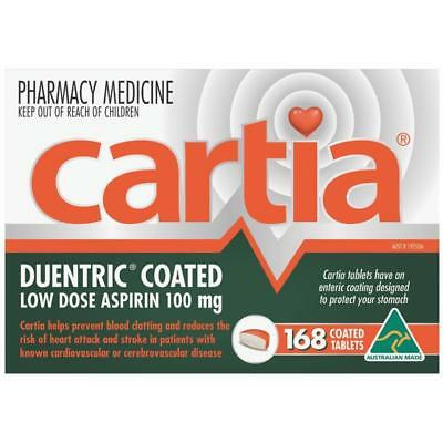 ツ Best Price! ツ Cartia 168 Tablets - Discount Chemist