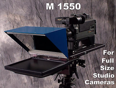"RIDICULOUSLY LOW COST™ 15"" LCD FLAT-PANEL TELEPROMPTER-FULL SIZE - FREE SHIPPING"