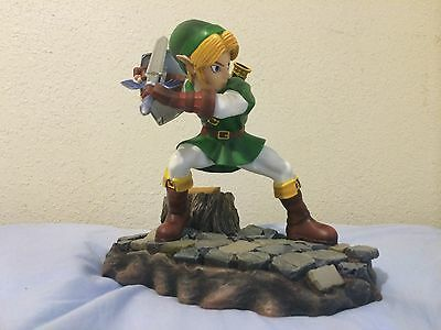 First4Figures Ocarina Of Time Link Statue - BRAND NEW - Limited