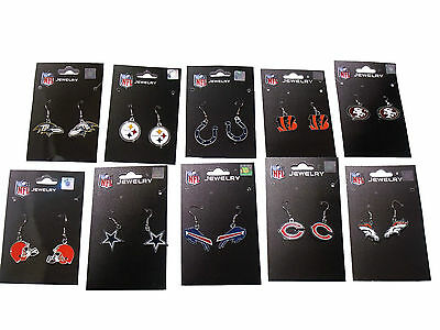Dangle Earrings NFL Official licensed ALL TEAMS 0819142