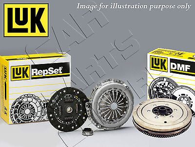 For Bmw 5 Series 520 D E60 E61 Genuine Luk Dual Mass Flywheel Clutch Kit M47D20