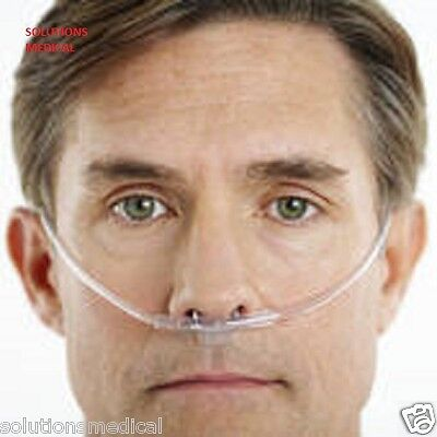 5 X Nasal Oxygen Cannula Adult  With Nasal Prongs