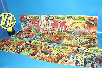 Lote de comics Coleccion Heroes modernos FLASH GORDON 20 numeros buen estado!