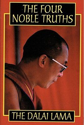 The Four Noble Truths by The Dalai Lama NEW