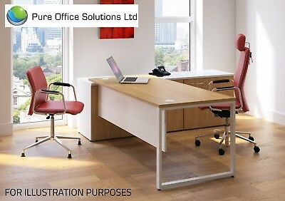 SVEN -Executive workstation desk, office desk, corner desk - 11 colours FREE P&P