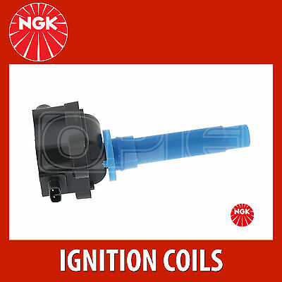 NGK Ignition Coil - U4021 (NGK48294) Plug Top Coil (Paired) - Single