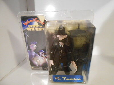Wallace & Gromit PC MACKINTOSH Action Figure  in Box