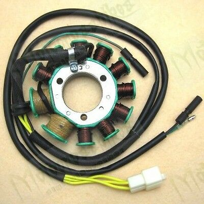 Magneto Stator Plate Ignition for fit Honda CB125T 150 11 Pole