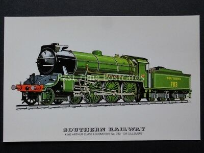 Southern Railway King Arthur Class SIR GILLEMERE No.783 Loco by Prescott c1970's