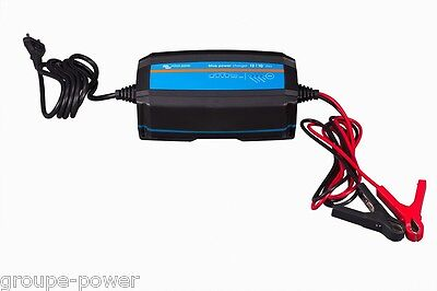 Chargeur batterie Victron Blue Power IP65 12v 15ah