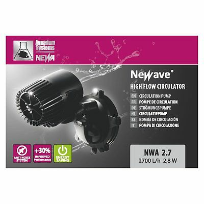 NEWA - Newave Pompe - NWA 2.7 - Pompe de circulation Régulateur pompe