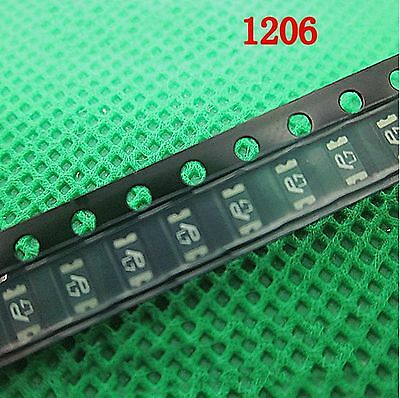 20 pieces 1206 SMD Fast-Acting Fusing Type Chip Patch fuses 3.15A 32V 3.2*1.6mm