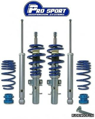Prosport Ford Fiesta Mk6 ST ST150 01-08 Coilover Lowering Suspension Kit