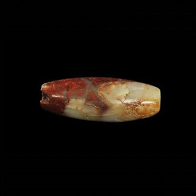 Ancient Banded Stone Bead