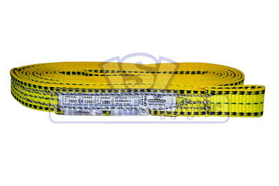 Nylon Sling EE1-901-10 ft Lifting Tow Strap Web Sling