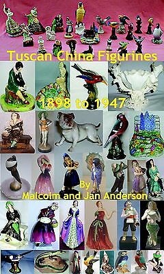 Tuscan China Figurines (1907-1947)  illustrated catalogue on CD updated 2014