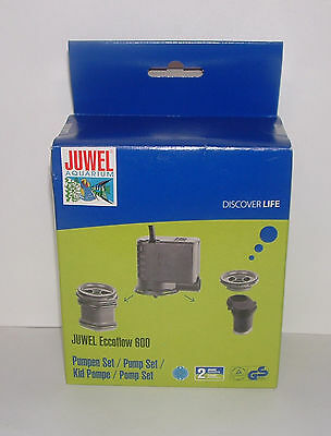JUWEL AQUARIUM ECCOFLOW 600 PUMP SET. Powerhead.