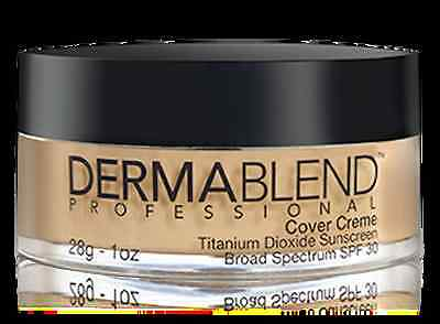 Dermablend Cover Creme Chroma 4 1/2 Golden Bronze, Cover Creme Foundation