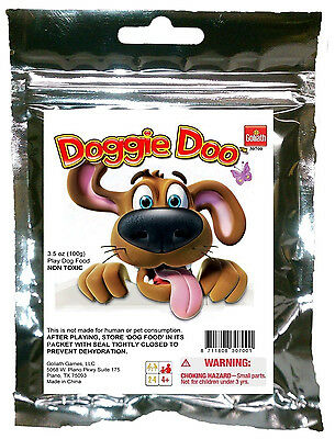Goliath Doggie Doo Game Replacement Toy Food NEW