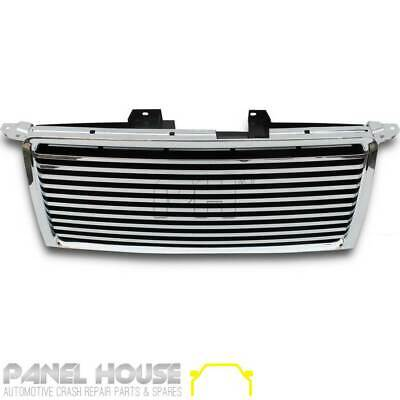 NEW Ford Ranger PJ Ute Replacement Grill '06-'09 Chrome Billet Style Grille