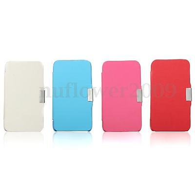Ultra Thin Slim PU Leather Flip Magnetic Hard Case Cover For iPod Touch 4 G/5 5G