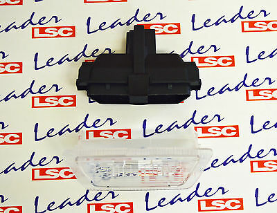 Vauxhall Astra G Mk 4 Complete Rear Number Plate Lamp 9192060/1 New