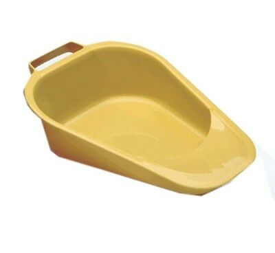 New Plastic Bedpan Bed Pan Fracture Disposable