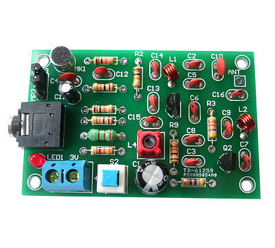 1Stk Neu 76-110MHz FM Radio Wireless Transmitter Modul MP3 Audio Repeater Modul