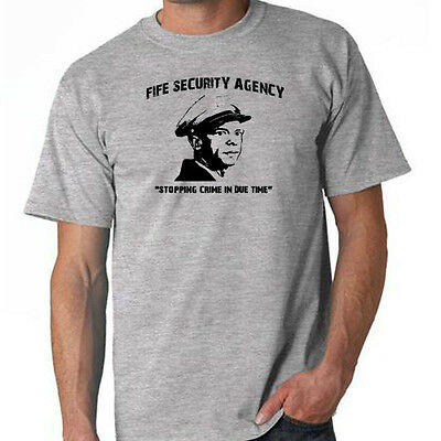 The Andy Griffith Show Barney Fife Fife Security Agency Retro Vintage T-Shirt