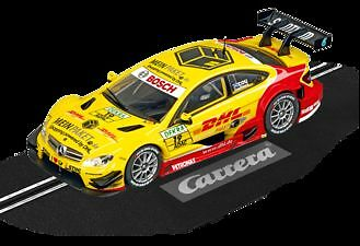 """Carrera-AMG Mercedes C-Coupe DTM """"D.Coulthard, No.19"""""""